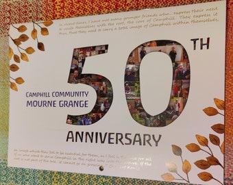 Camphill Mourne Grange Calendar Special Edition 2021