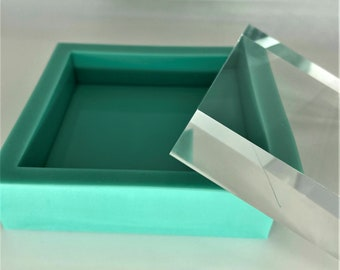 Square Silicone Mold Pick Your Size