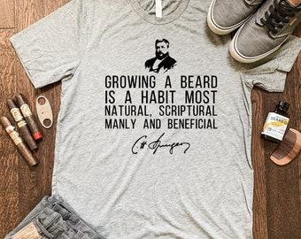 Bearded Spurgeon