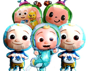 baby jj cocomelon friends shower boy girl theme items for your birthday party theme decoration supplies. Pay shipping 1 time!