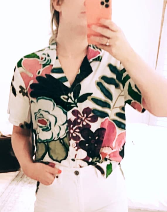 JAMS World Hawaiian Shirt