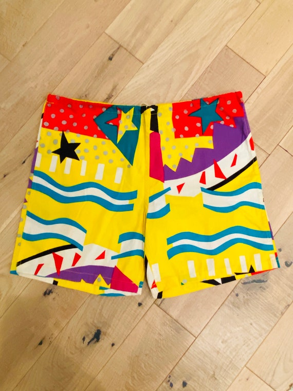 JAMS Tie front Shorts