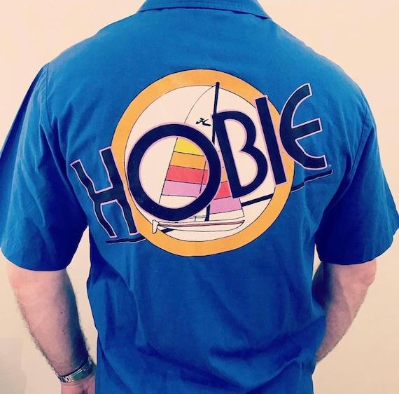 Hobie Mens Sailing Shirt