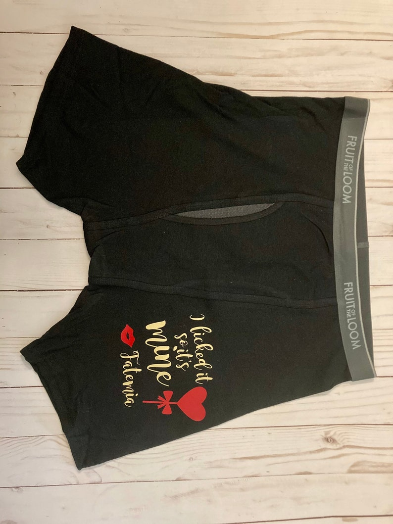 Personalized Mens Boxers