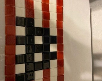 Space Invader Mosaic Tile Kit *Replica*