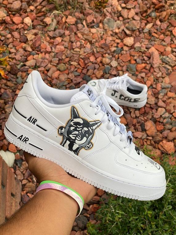 Nike Air Force 1 Born sinner J Cole