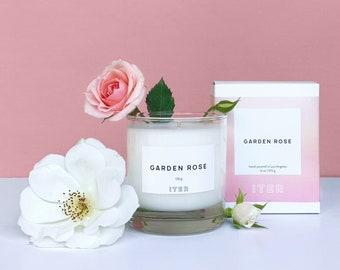 Garden Rose (6oz Candle)