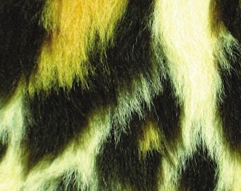 "FASHION WIDE SOFT SHORT 150CM PILE//HAIR FAUX FUR FABRIC CRAFT,DRESS 60/"" 8MM"