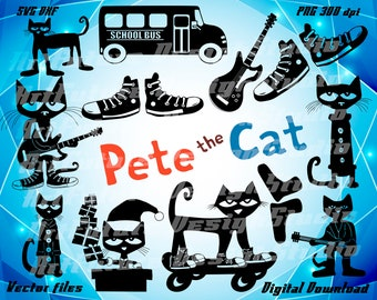 Pin on Pete the Cat Theme