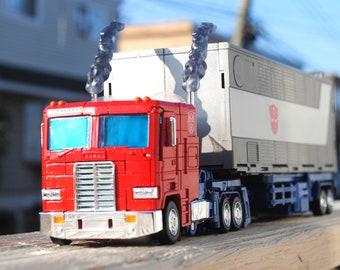TAKARA MP-44 Optimus Prime smoke upgrade kit