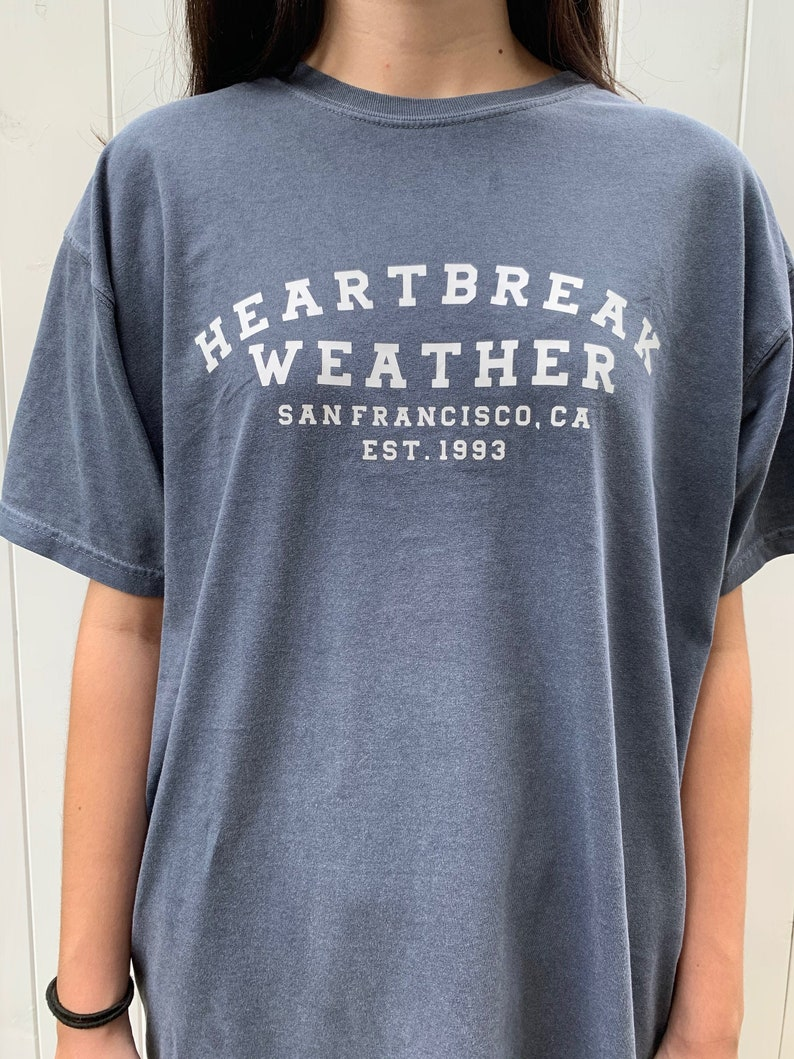 Niall Horan Heartbreak Weather T-shirt