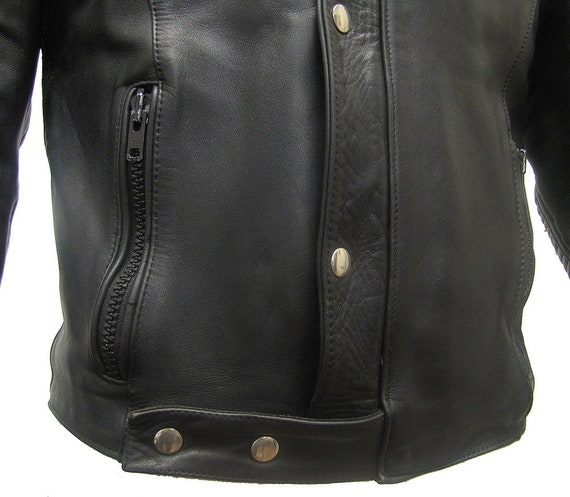 Motorcycle Jacket motorcycle jacket leather jacke… - image 7