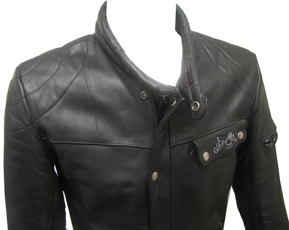 Motorcycle Jacket motorcycle jacket leather jacke… - image 3