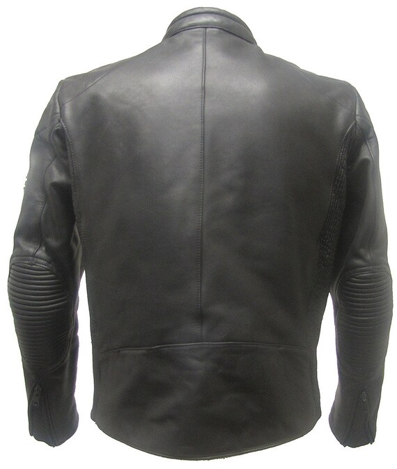 Motorcycle Jacket motorcycle jacket leather jacke… - image 2
