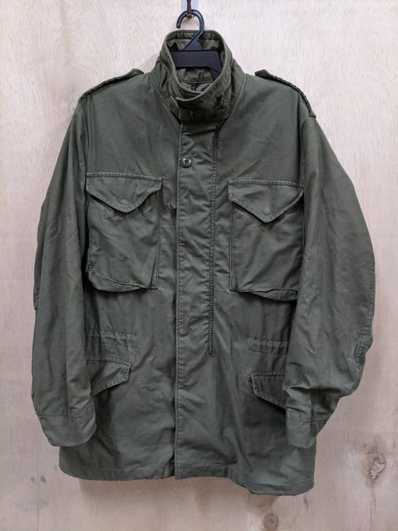 Vintage M65 Jacket us army issue / military jacket