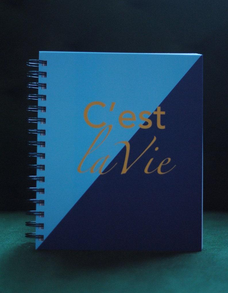C'est la Vie: A Writer's Journal & Sketchbook image 0