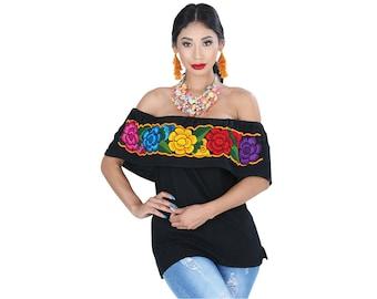 Blusa t\u00edpica mexicana