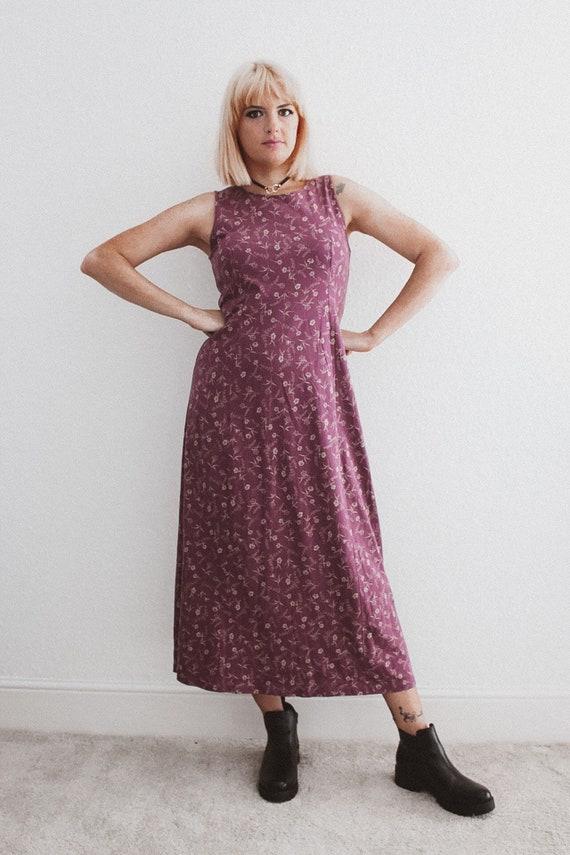 70s Laura Ashley Maxi Dress