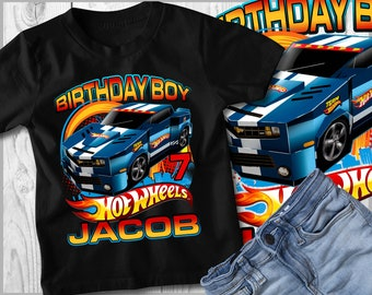 Original Hot Wheels Toddler Tee Shirt Made to Race New