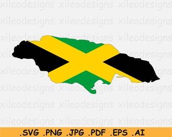 Reggae jamaica Flag SVG Jpeg PNG Jamaica flag svg Heart Jamaica svg Digital Download Jamaican flag Love Jamaica svg Jamaica Vector