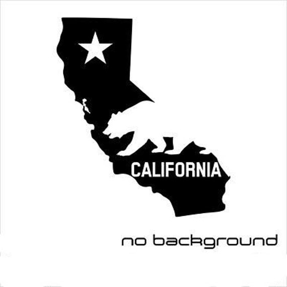 California Map Decal With Bear Sticker for your car truck van suv window bumper new ideas cal cali