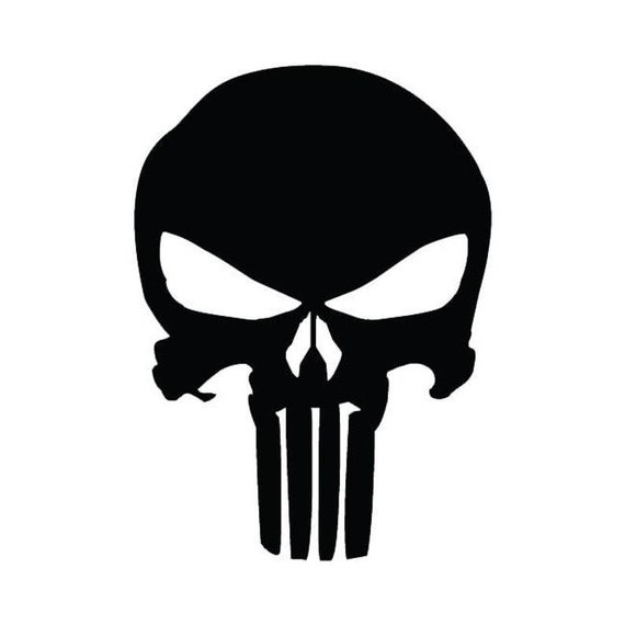 Punisher Decal - Sticker For Your car or truck