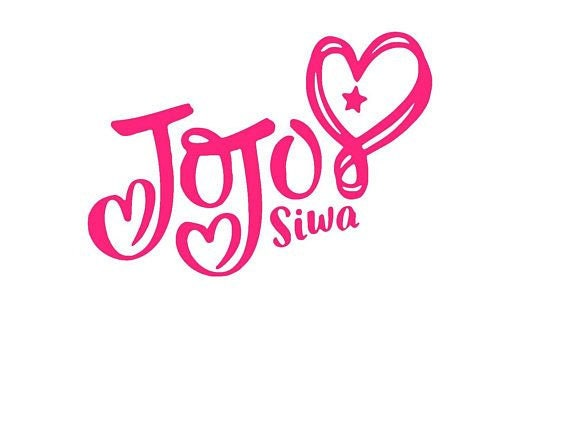 JoJo Decal Decal - Sticker For Your Car Truck phone or Window