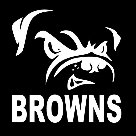 Browns Decal - Sticker For Your Car Truck Window wall cleveland phone tablet