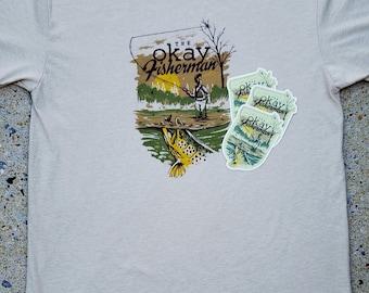 Theokayfisherman Stickers