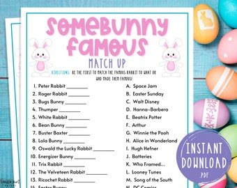Easter Party Games Etsy