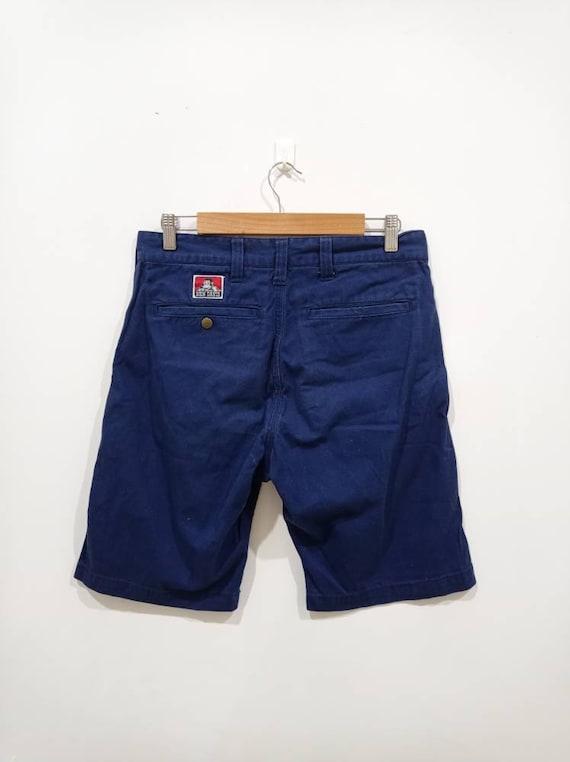 Vintage 90s Ben Davis workwear short pants summer