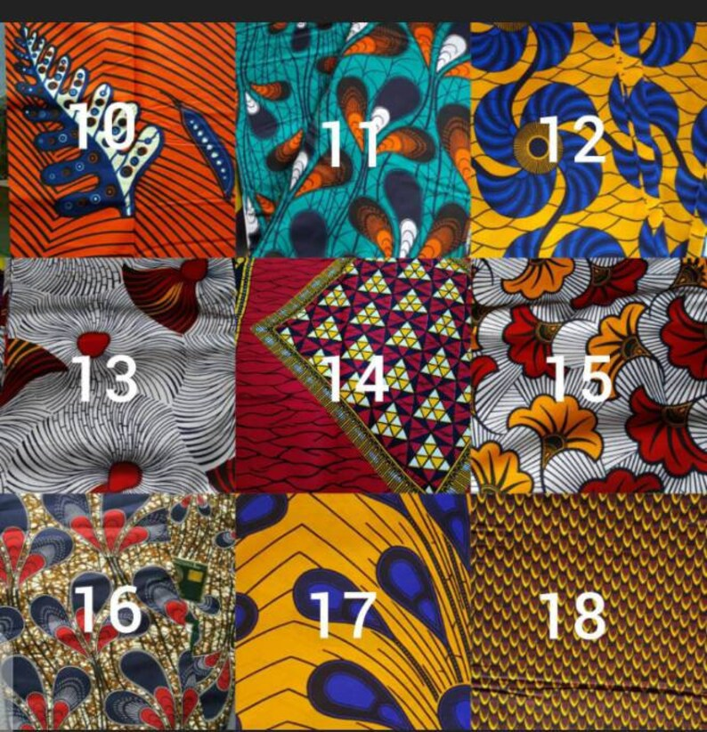 African midi dressAfrican short dressAfrican dressAnkara summer dress