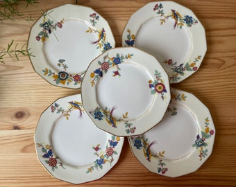 Ahrenfeldt Limoges Ludovic 5 Piece China Place Setting France