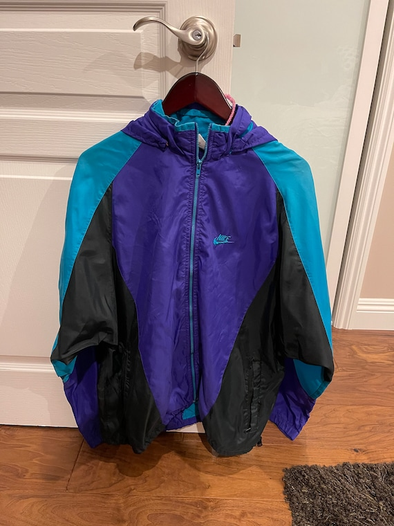 Vintage 1990's Nike Windbreaker Men's XL
