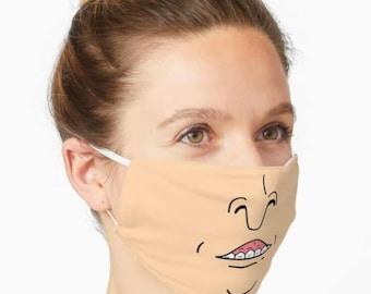 beavis and butthead mask