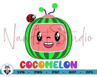 Cocomelon Clipart Etsy