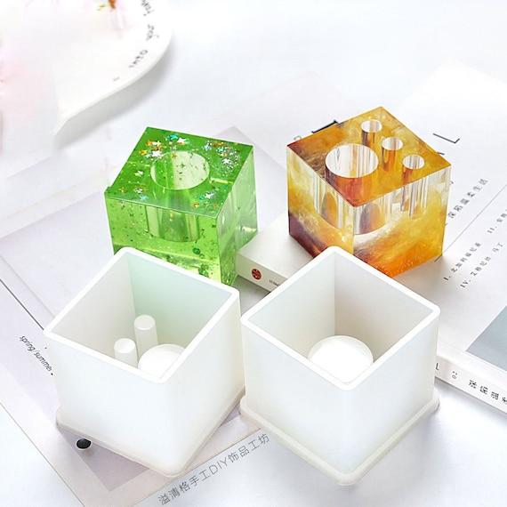 penholder mold,silicone decoration,mirror manual baking mold silicone mold for Rack,Mold For DIY Stationery mold Handmade,silica gel,3D,