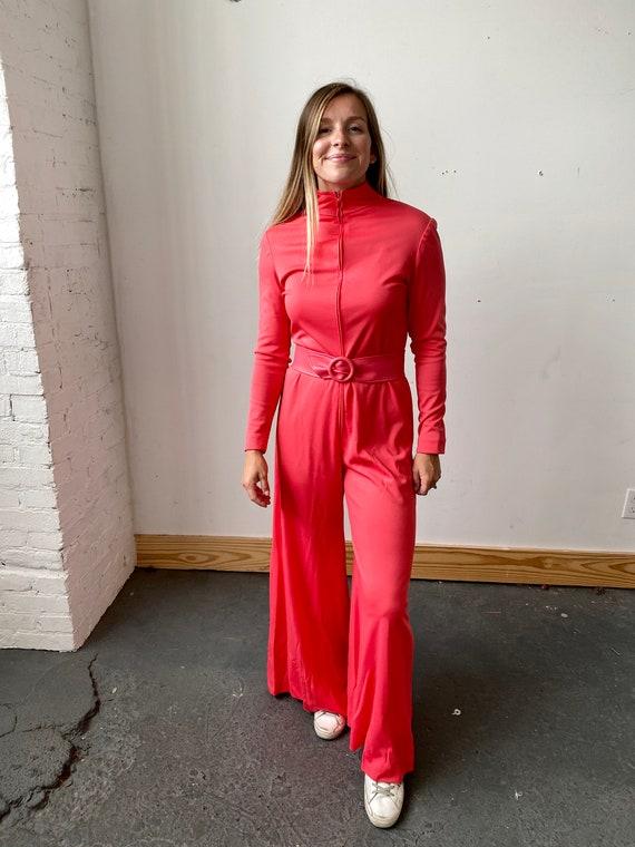 70's Vintage Jumpsuit - image 1