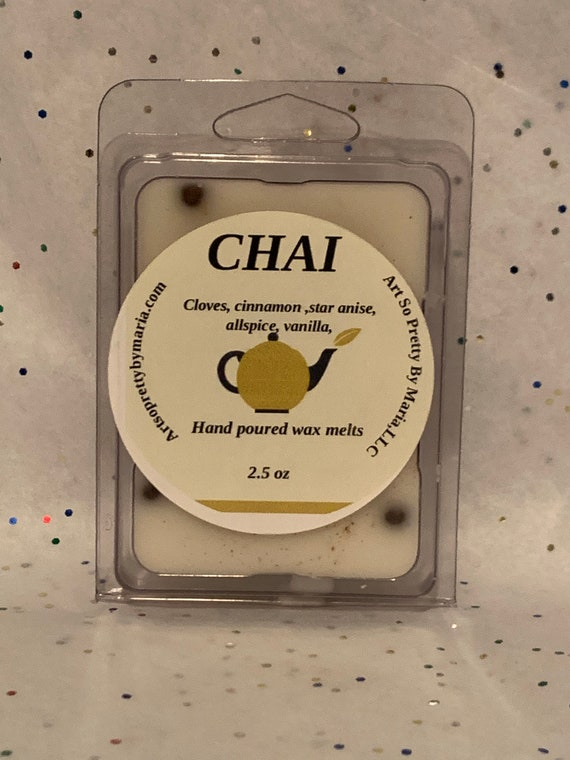 CHAI scented wax melts/scented wax tarts/CHAI scented wax tarts/best selling wax melts/gift for mom/highly scented wax melts