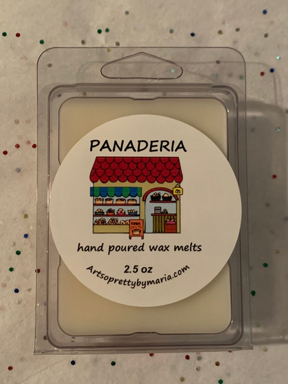 PANADERIA SCENTED MELTS/Panaderia scented wax melts/scented wax tarts/bakery scented wax melts/Mexican wax Melts/best selling wax tarts