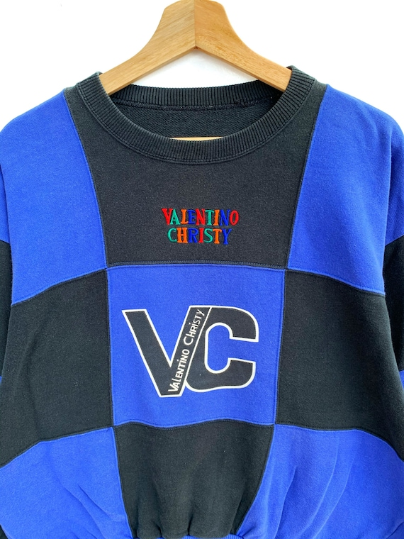 PICK!!! Vintage Valentino Christy Crewneck Sweate… - image 4