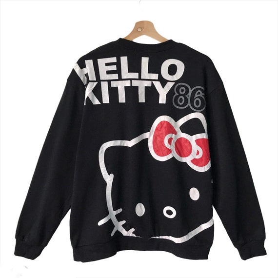 PICK!! Vintage Hello Kitty Crewneck Jumper Hello K