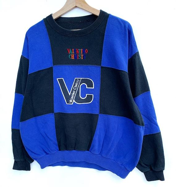 PICK!!! Vintage Valentino Christy Crewneck Sweate… - image 2