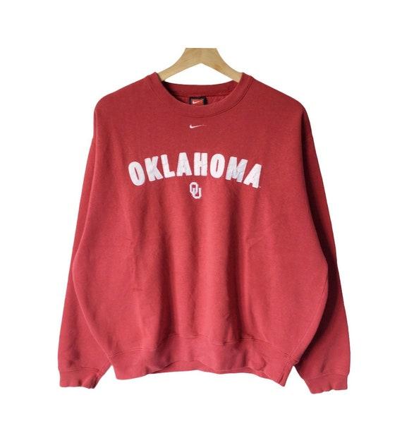 PICK!! Vintage 90s Nike Oklahoma Sweatshirt Nike O