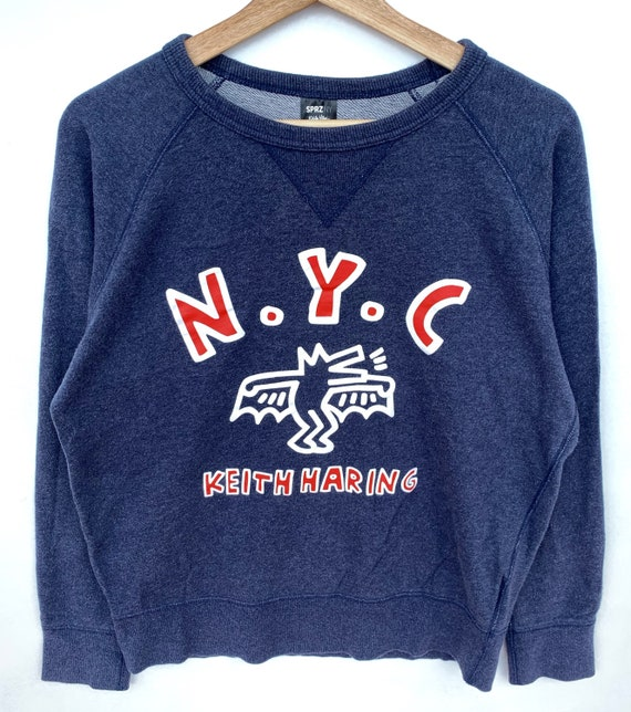 PICK!! Keith Haring Sweatshirt Jumper Keith Haring