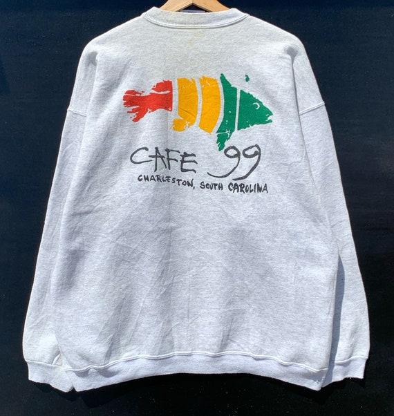 PICK!! Vintage Hanes South Carolina Crewneck Cafe