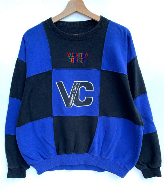 PICK!!! Vintage Valentino Christy Crewneck Sweate… - image 1