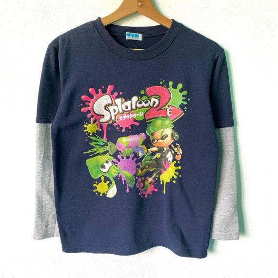 PICK!! Vintage Nintendo Splatoon 2 Video Game Nint