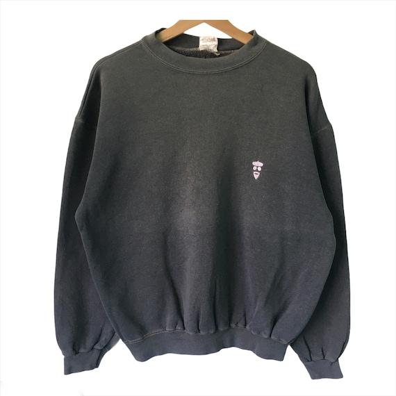 PICK!! Vintage Beatnik Sweatshirt Beatnik Crewneck