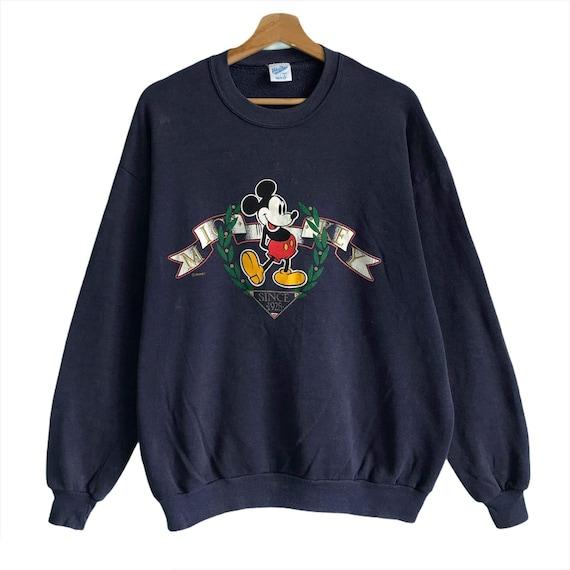 PICK!!! Vintage Walt Disney Mickey Mouse Crewneck
